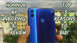 Honnor 8X Unboxing and Review
