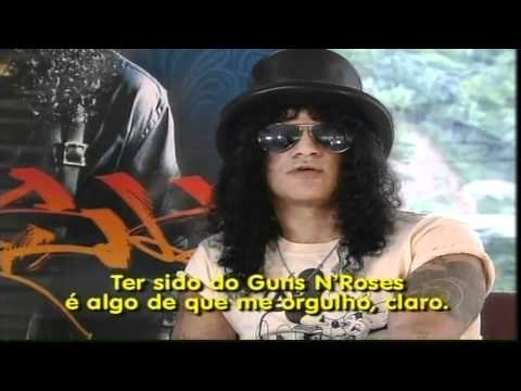 Slash no Altas Horas - Entrevista (11/04)