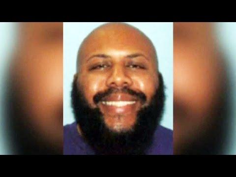 Американец выложил в Facebook видео убийства им прохожего