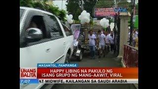 UB: Happy libing na pakulo ng isang grupo ng mang-aawit, viral