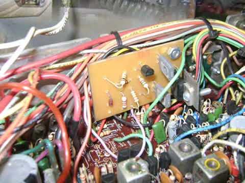 Substituição MB3756 - rádio PX Cobra