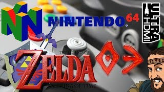 The Legend of Zelda: Ocarina of Time - 03 - Hyrule City - UltraHDMI Mod N64 - Burzeltag 6