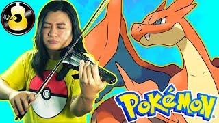 Pokémon: Red & Blue - Main Theme (Rock Violin Cover)    String Player Gamer