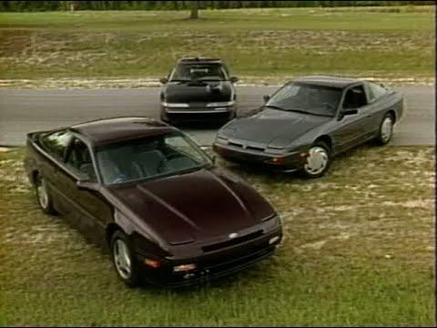 MotorWeek   Retro Review: '89 Sport Coupe Comparo