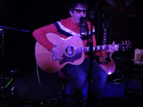 Ian Broudie - Manchester Ruby Lounge - Change (December 9th 2009)