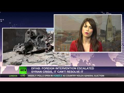 Syrian opposition pushed people into conflict, then abandoned them- Syrian activist