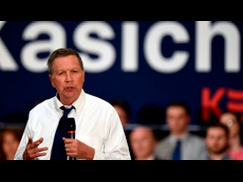 Kasich drops out of the race