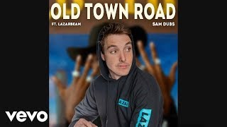 LazarBeam Sings Old Town Road