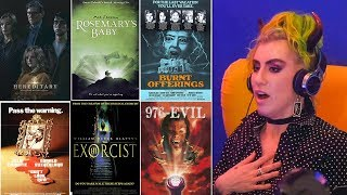 Hereditary Horror: Rosemary's Baby, Exorcist III, 976 Evil, Burnt Offerings, Don't look now.