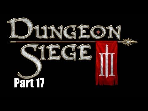 Dungeon Siege 3 Walkthrough - Raven's Rill Side Quests - PT 6 - A Loss for Words