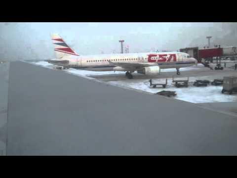 Moscow-Delhi Flight photos