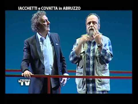 IN PRIMA TV con Enzo Iacchetti e Giobbe Covatta
