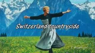 Switzerland countryside (HD1080p)