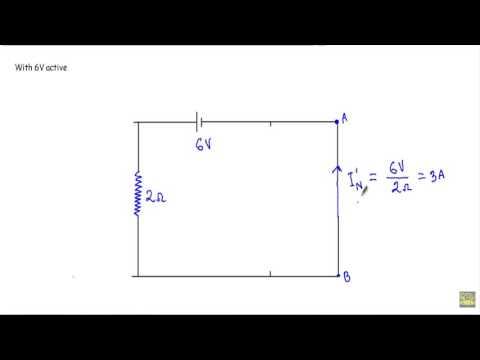 Norton Circuit Example 2