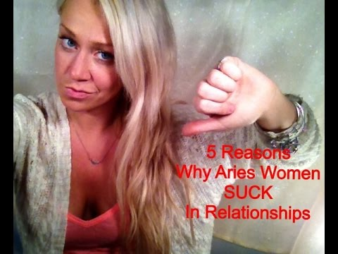 5 Reasons Why Aries Women SUCK in Relationships