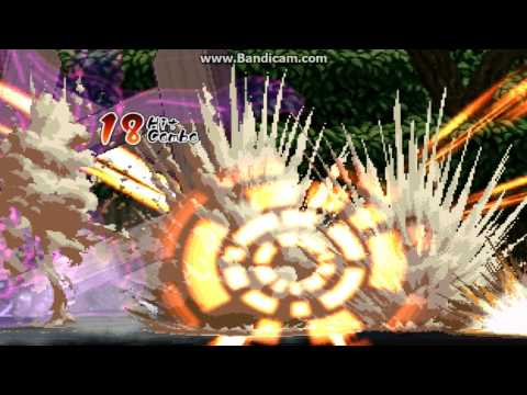 Naruto Mugen - Madara Vs Hashirama + Download [hd] video
