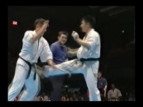 kyokushin karate ryu narushima highlight by thefallensaiyajin Image 1