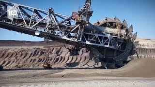 10 Máquinas de minería más grandes del mundo