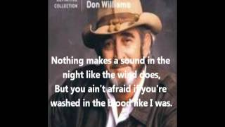 Watch Don Williams Good Ole Boys Like Me video