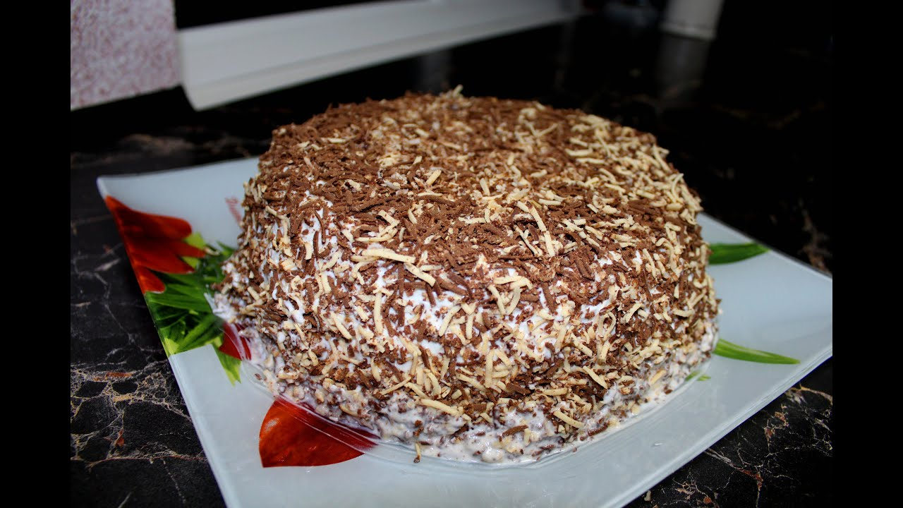 Самый вкусный домашний торт рецепт
