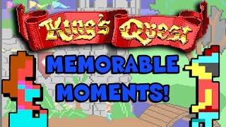 King's Quest Retrospective: MEMORABLE MOMENTS! (Part 1/2)