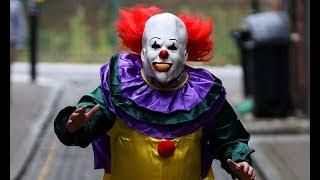 Funny clown killer 2017 , Ultimate Scary Pranks