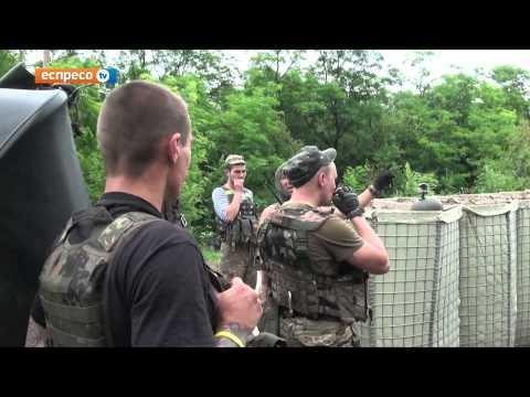 Десантники 95-ї бригади у Авдіївці || Станіслав Мельничук