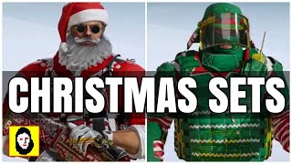 *NEW* LEAKED CHRISTMAS BUNDLES FOR BLACKBEARD & MONTAGNE 🎄 Rainbow Six Siege Shifting Tides