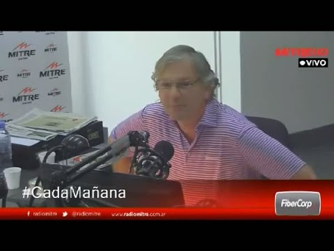Cada Mañana - Marcelo Longobardi - Editorial - 08.12.2014