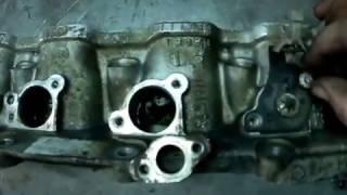Ремонт твинпорта Opel Astra, Опель Астра 1.4 твинпорт