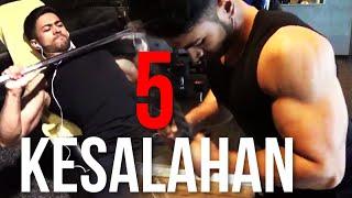 5 KESALAHAN FITNESS PEMULA!