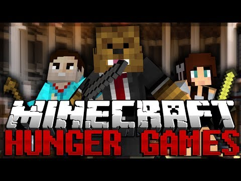 LOCKED OUT Minecraft Hunger Games w/ AshleyMariee and Will! #94