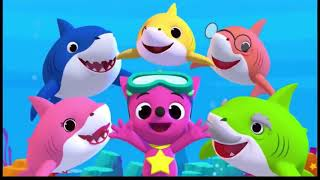 BABY SHARK different versions and games | Educational app | Sing and dance Pinkfong | Songs.stories