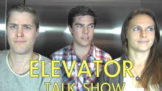 """Elevator Talk Show"" w/ Anthony Troli!"