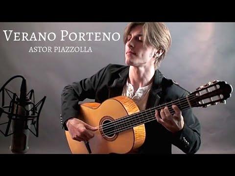 Пьяццолла Астор - Verano Porteno (Танго)
