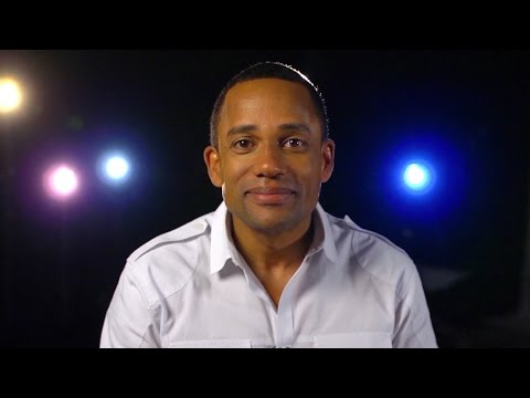 Hill Harper's Long Walk on the Beach with Russell Simmons: BEST STORY EVER