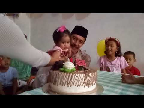 download lagu Azzahra Ashilla Rahma First Birthday gratis