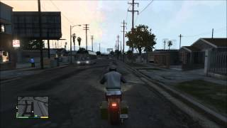 GTA 5 - How To Find Grove Street On GTA 5