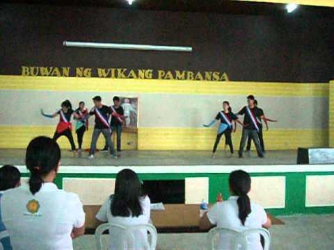 Bayan Ko - Interpretative Dance video