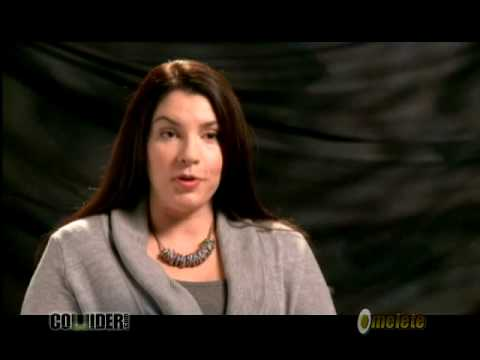 Stephenie Meyer On Set Interview The Twilight Saga: Eclipse Video