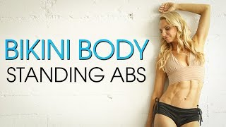 Standing Ab Workout: 6 Minute Abs & Never on the Floor