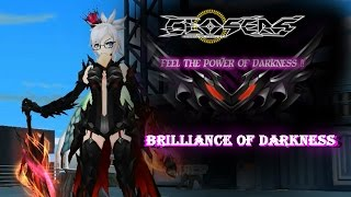 Costume Synthesis , Making Yuri Brilliance of Darkness , Closers Online Indonesia