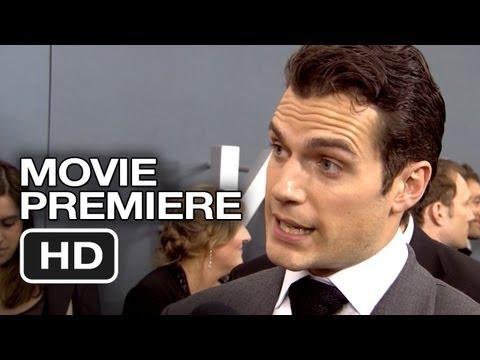 Man of Steel Premiere Highlights (2013) - Superman Movie HD