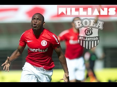 BOLA ATLÂNTIDA (ao vivo) - Com Willians do Internacional