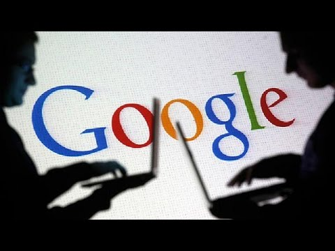 Google shares rise on news of company shake-up