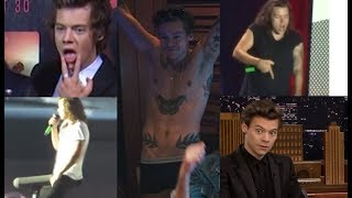 The naughty side of Harry Styles