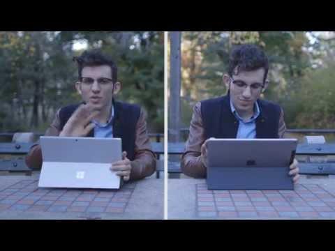 iPad Pro vs. Surface Pro 4 comparison