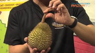 How to choose a good durian