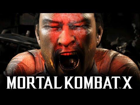 Mortal Kombat X -  Бой с Девушкой! Реванш?