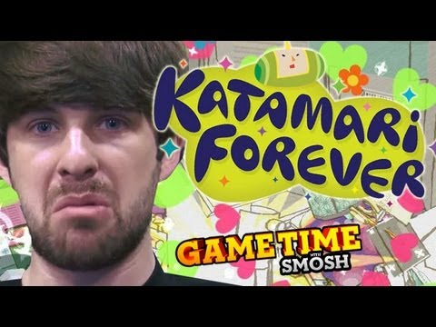MAKE MY BALL HUGE (Gametime with Smosh)
